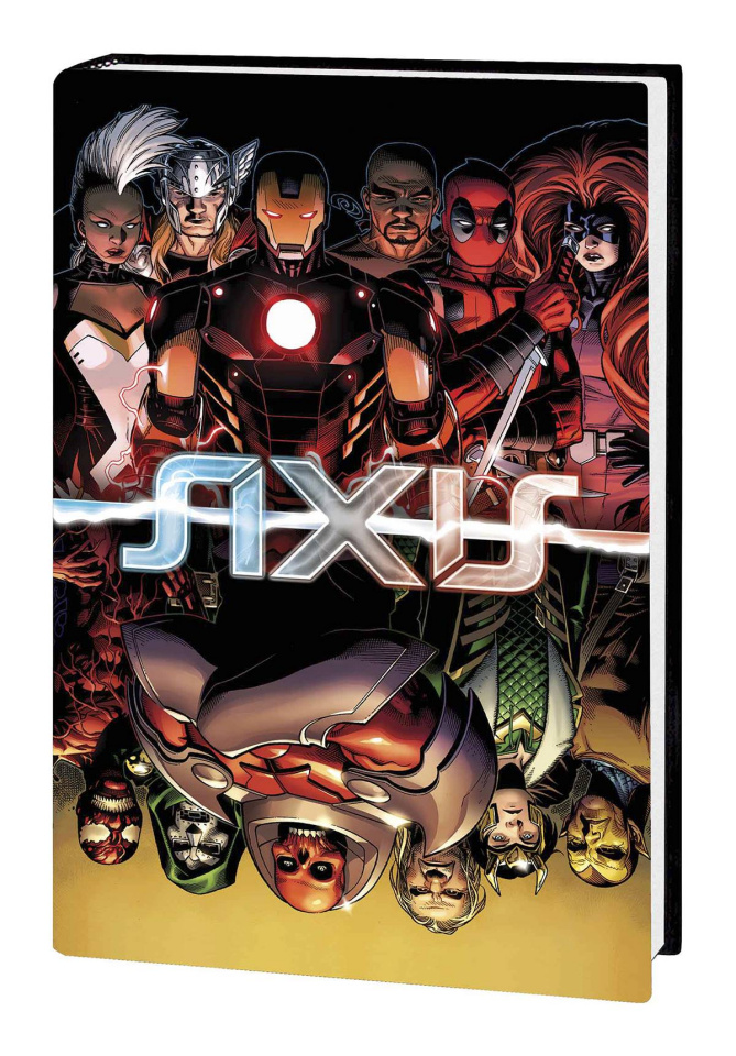 Avengers and X-Men: AXIS