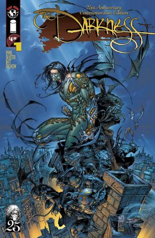 The Darkness #1 (25th Anniversary Commemorative Edition)