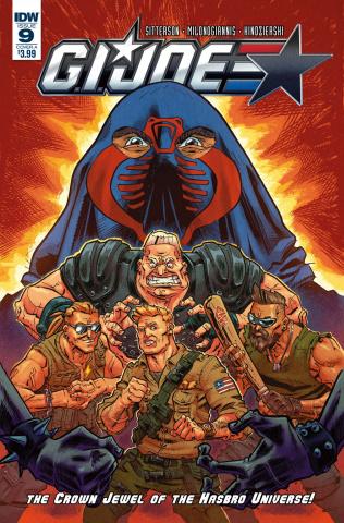 G.I. Joe #9 (Conley Cover)