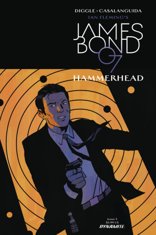 James Bond: Hammerhead #5