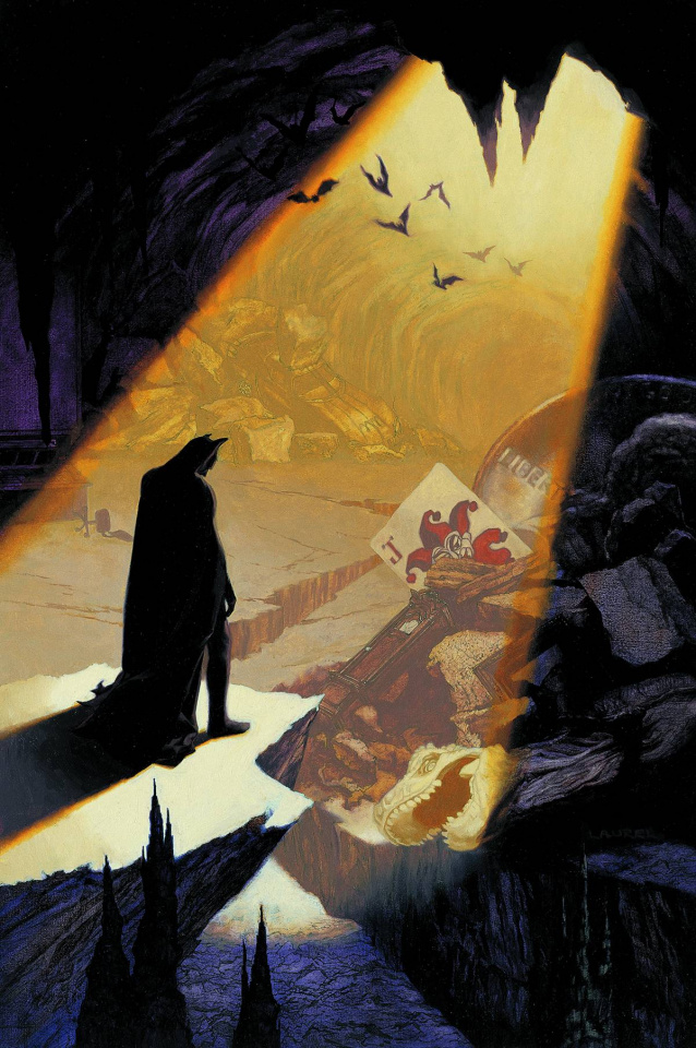 Batman: The Road To No Man's Land Vol. 1