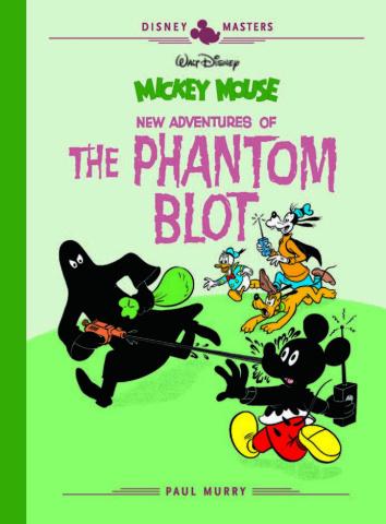 Disney Masters Vol. 15: New Adventures of the Phantom Blot