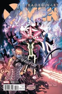Extraordinary X-Men #10 (Brown AoA Cover)