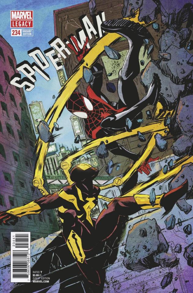 Spider-Man #234 (Greene Cover)