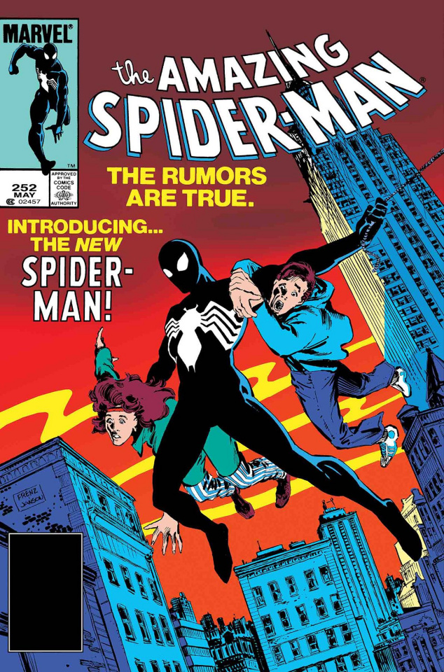 The Amazing Spider-Man #252 (Facsimile Edition)