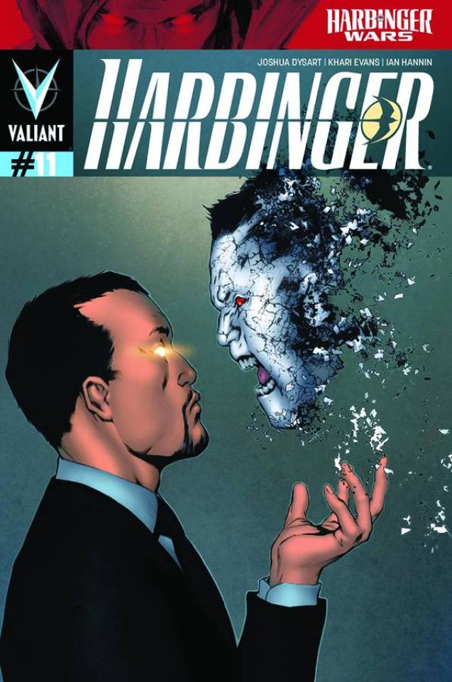 Harbinger #11 (Evans Cover)