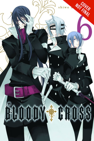 Bloody Cross Vol. 6