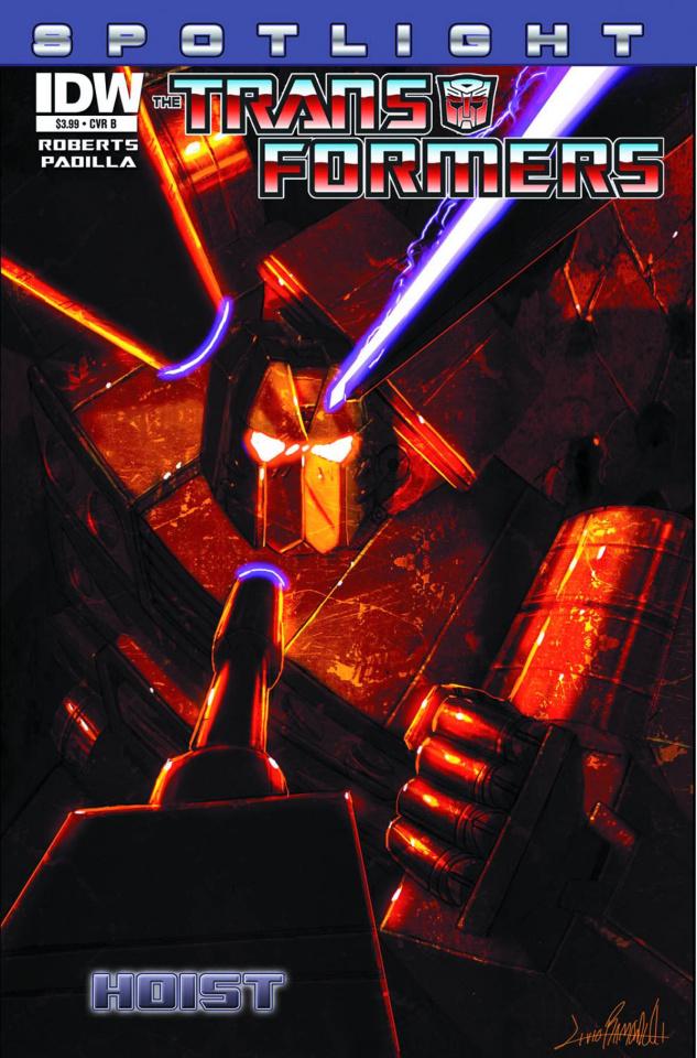 The Transformers Spotlight: Hoist #1