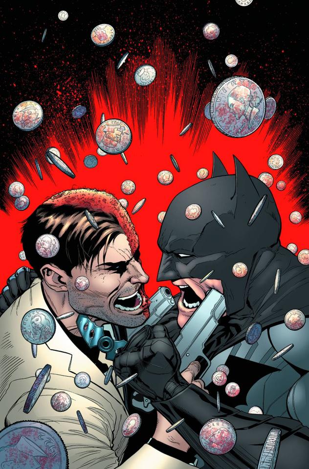 Batman and Robin Vol. 5: The Big Burn