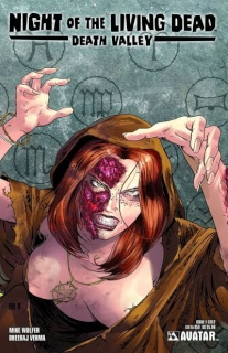 Night of the Living Dead: Death Valley #1