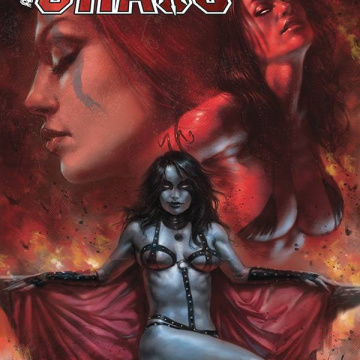 Red Sonja: Age of Chaos #2 (Parrillo CGC Graded Cover)