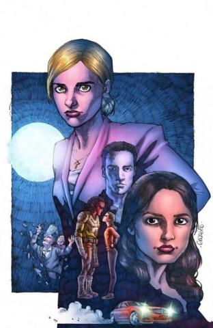 Buffy the Vampire Slayer, Season 9: Freefall #11 (Jeanty Cover)