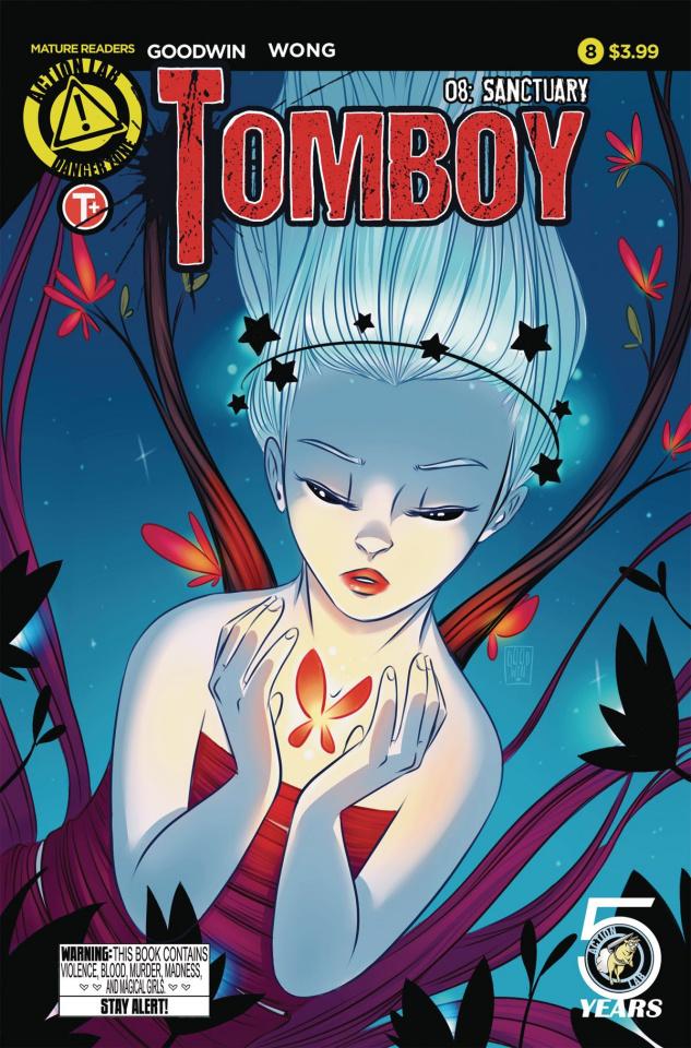 Tomboy #8 (Goodwin Cover)
