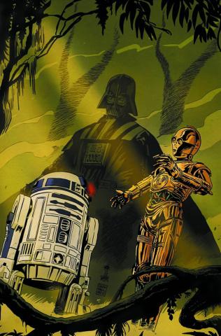 Darth Vader #15 (Francavilla Cover)