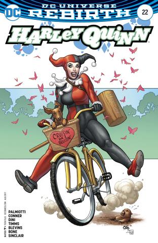 Harley Quinn #22 (Variant Cover)