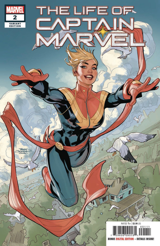 The Life of Captain Marvel #2 (Dodson Cover)