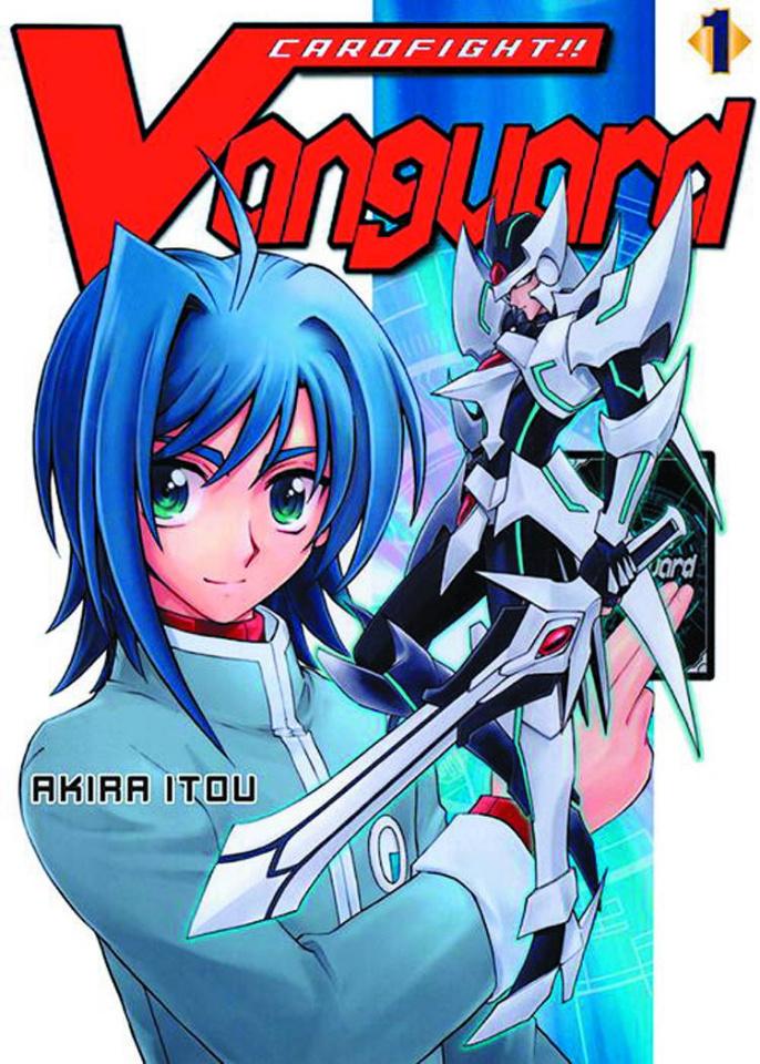 Cardfight!! Vanguard Vol. 1