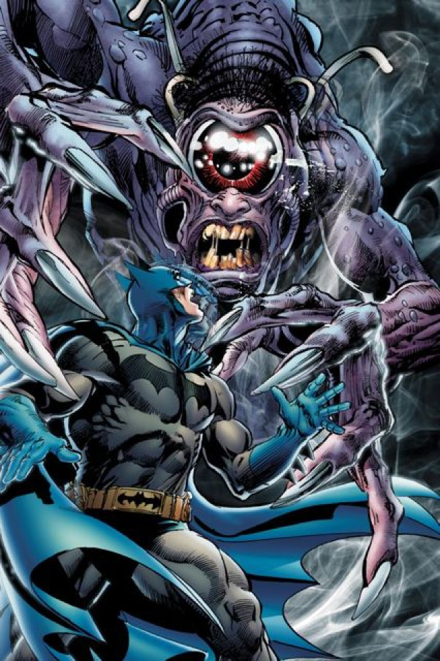Batman: Odyssey #6