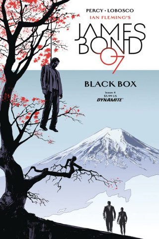 James Bond: Black Box #4 (Reardon Cover)