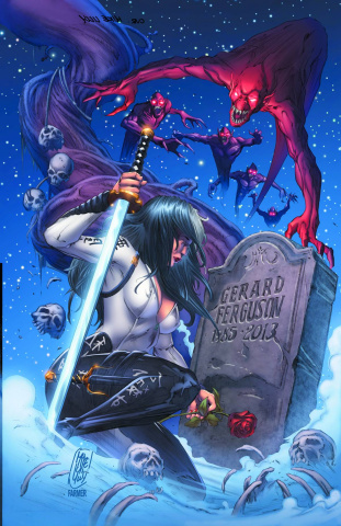 Grimm Fairy Tales: Demons Unseen #3 (Lilly Cover)