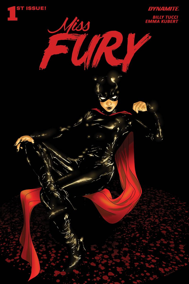 Miss Fury #1 (McKone Cover)