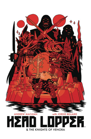 Head Lopper Vol. 3: The Knights of Venora