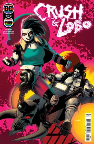 Crush & Lobo #1 (Kris Anka Cover)