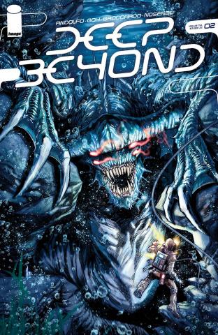 Deep Beyond #2 (Checchetto Cover)