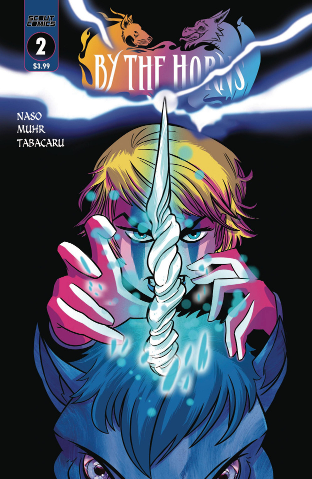 By the Horns #2 (10 Copy Gonzalez Unlocked Cover)