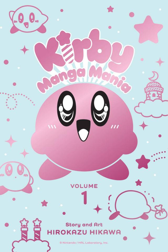 Kirby Manga Mania Vol. 1