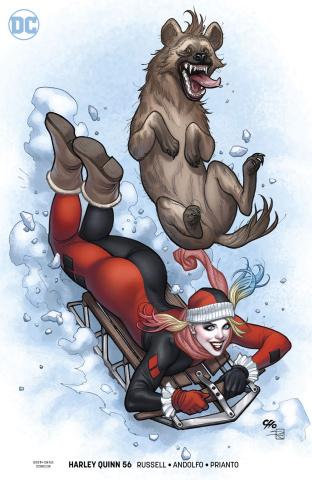 Harley Quinn #56 (Variant Cover)