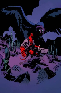 Dark Horse Presents 2014 #7 (Mignola Cover)
