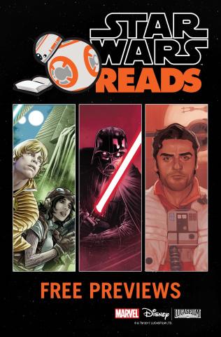 Star Wars Reads Free Sampler (Bundle of 25)