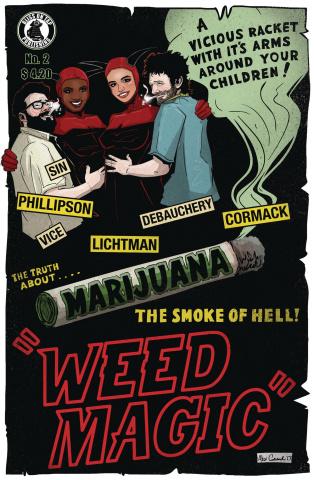 Weed Magic #2