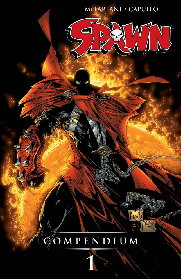 Spawn Compendium Vol. 1 (New Edition)