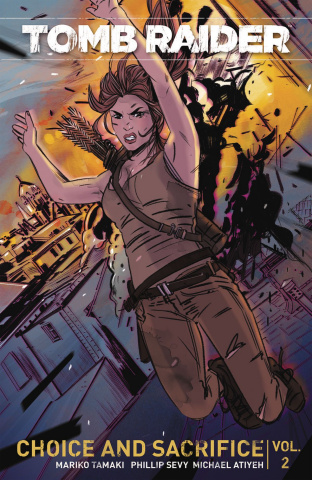 Tomb Raider Vol. 2: Choice and Sacrifice
