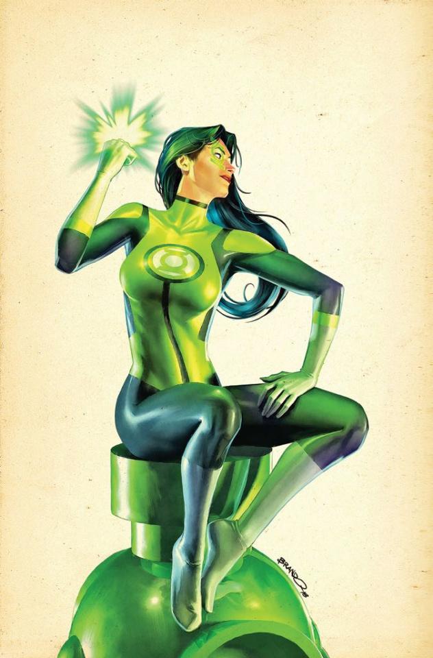 Green Lanterns #43 (Variant Cover)
