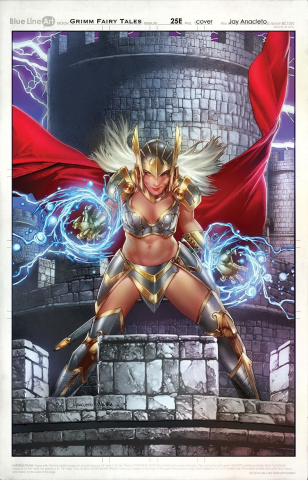 Grimm Fairy Tales #25 (Anacleto Cover)