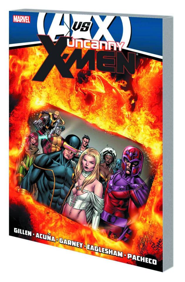 Uncanny X-Men by Kieron Gillen Vol. 4: AvX