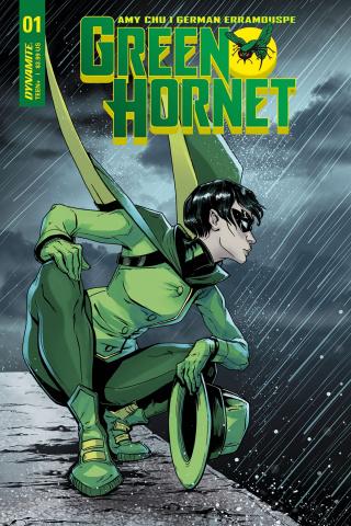 Green Hornet #1 (Ihde Cover)