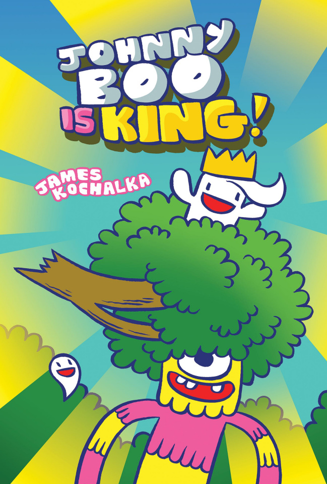 Johnny Boo Vol. 9: Johnny Boo is King!