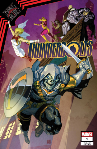 King in Black: Thunderbolts #1 (Chang Cover)