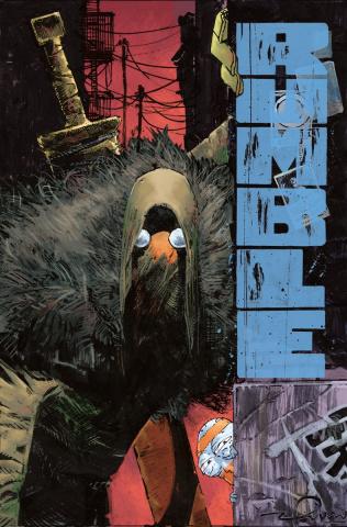 Rumble #2 (Zaffino & Stewart Cover)