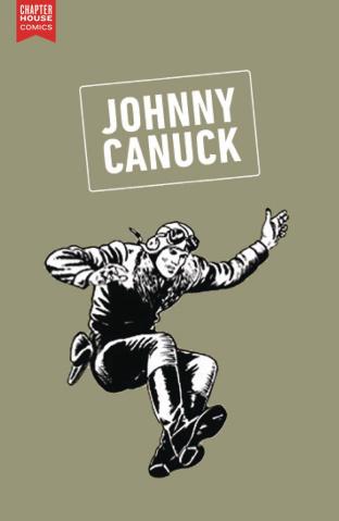 Johnny Canuck Compendium: 1941-1946