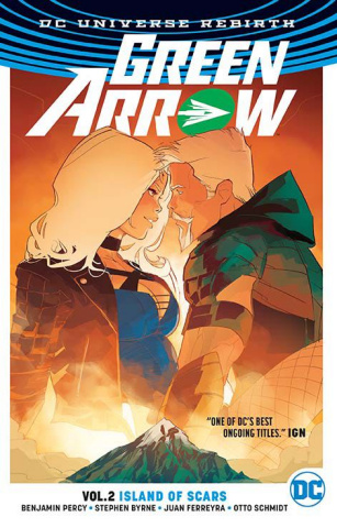 Green Arrow Vol. 2: Island of Scars