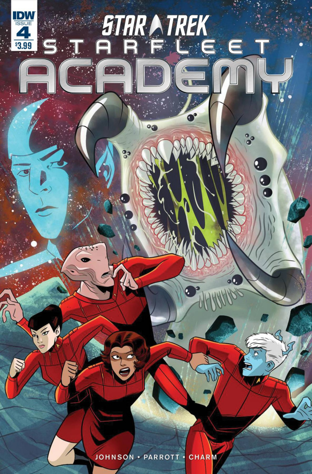 Star Trek: Starfleet Academy #4
