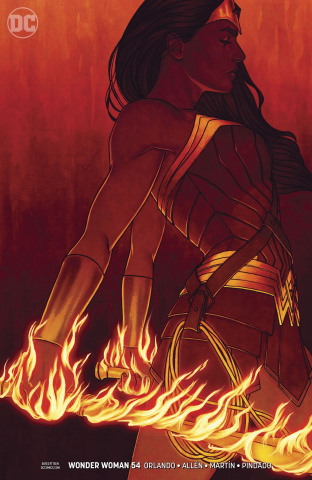 Wonder Woman #54 (Variant Cover)