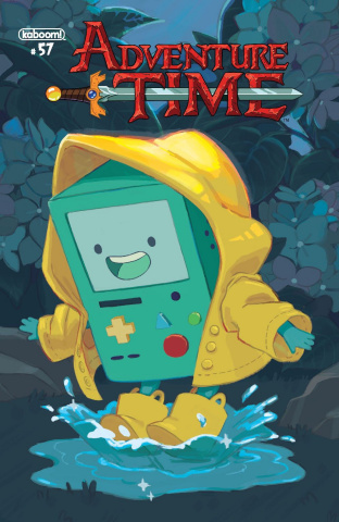 Adventure Time #57 (Subscription Keenan Cover)