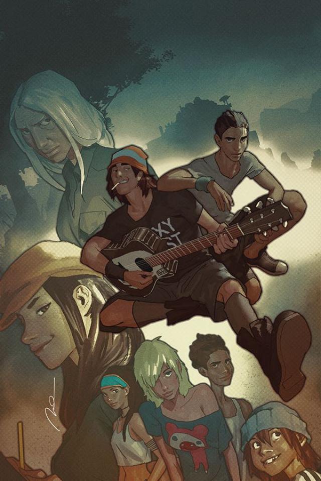 Gung-Ho #1 (10 Copy Kael Ngu Virgin Cover)
