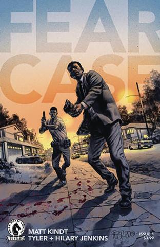 Fear Case #1 (Fegredo Cover)